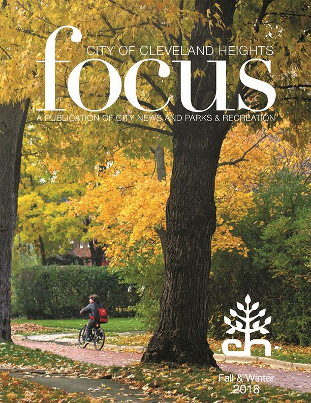 2018 Fall-Winter FOCUS_Cover