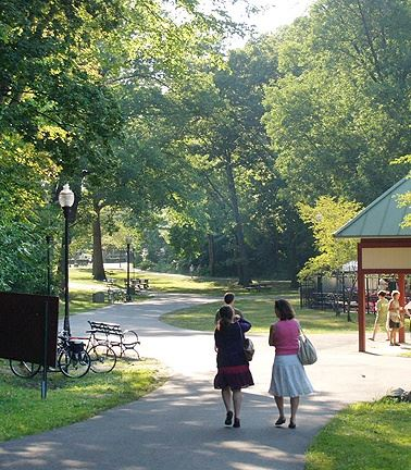 Cain Park All Purpose Pathway
