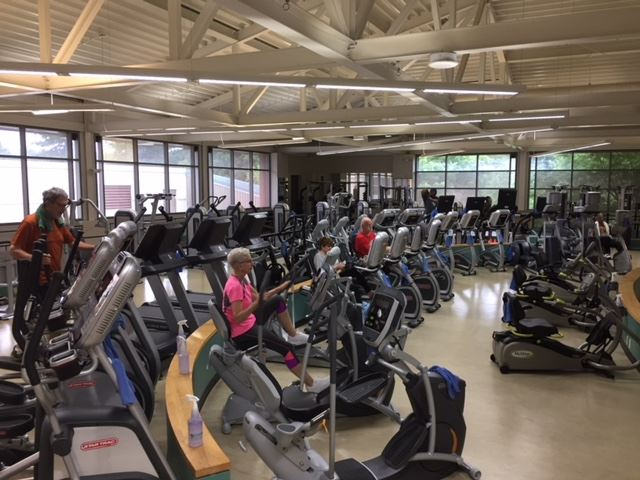 Fitness Center | Cleveland Heights Parks & Recreation, OH