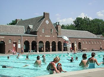 Cumberland Outdoor Pool
